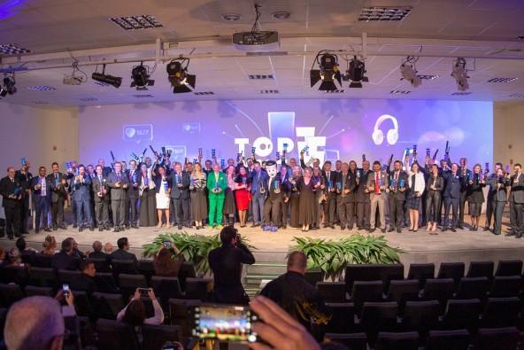 A premiação e entrega de troféus ocorreu na última quinta-feira, 4, na FIESC