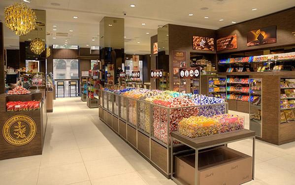 Balneário Shopping terá primeira Lindt de Santa Catarina
