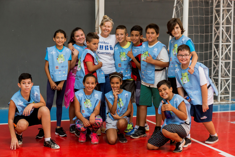 Árvore dos sonhos: Almeida Junior e Instituto Guga Kuerten irão beneficiar cerca de 500 crianças