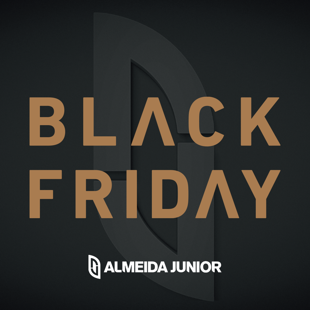 Shoppings Almeida Junior iniciam cinco dias de descontos na 'Black Friday'