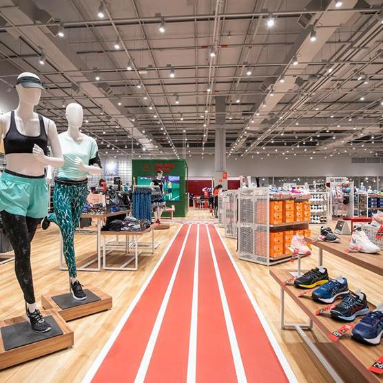 Continente Shopping recebe loja da Centauro G5
