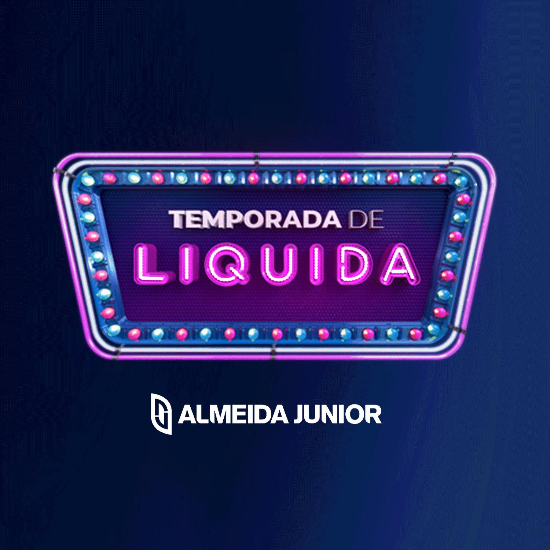 Shoppings Almeida Junior lançam a Temporada de Liquida e seguem com a Promoção 1 milhão em prêmios