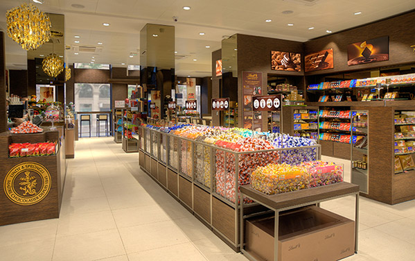 Balneário Shopping will house the first Lindt of Santa Catarina